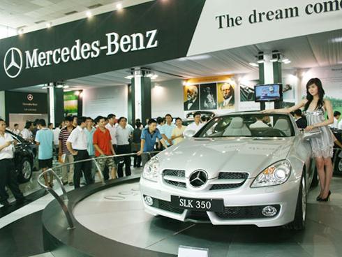 Chỉ số hài lòng của khách mua xe ôtô tại Việt Nam đang đi xuống.