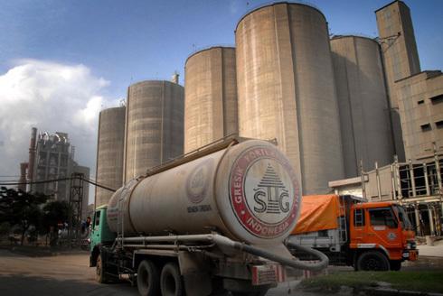 Semen Gresik là nhà sản xuất xi măng lớn nhất Indonesia. Ảnh: S.G