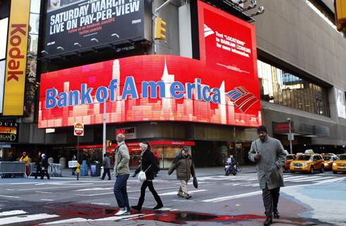 Bank of America phải chịu phạt