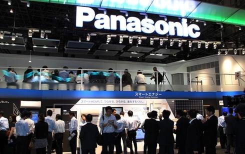 Panasonic đã thua lỗ hai năm liên tiếp. Ảnh: Bloomberg