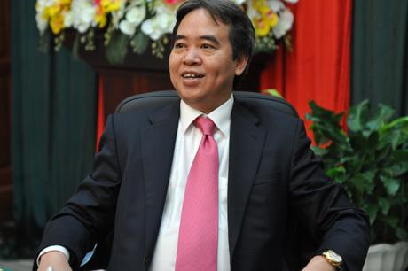 Thủ tướng giao trách nhiệm kiểm soát lạm phát cho Thống đốc Ngân hàng Nhà nước. Ảnh: Thanh Lan.