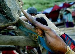 'Mỏ vàng' tài nguyên tại Myanmar