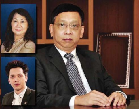 Các thành viên gia đình ông Trần Mộng Hùng đều đang nắm những vị trí trọng yếu tại Ngân hàng ACB.