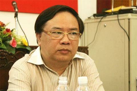 Ông Nguyễn Văn An vẫn rất kiên nghị khi nói về việc vực dậy Tập đoàn Thái Hòa. Ảnh: Hàn Phi.