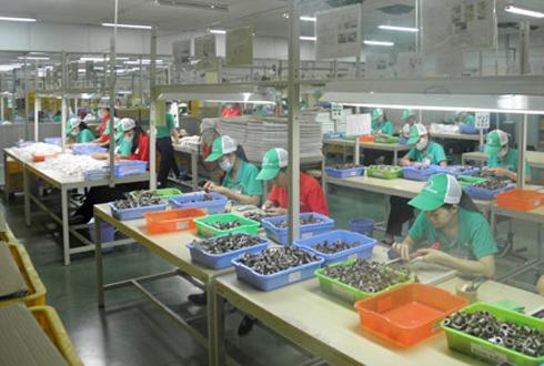 Nhật đang xúc tiến chương trình hỗ trợ công nghệ và nâng cao kỹ thuật cho doanh nghiệp ngành nhựa Việt Nam. Ảhn: Minh Trân