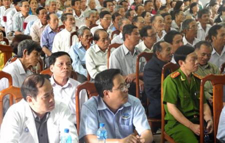 Đông đảo người tiêu dùng đã đến tham dự Hội thảo.