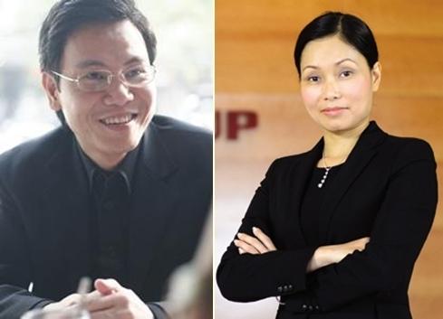 Hai doanh nhân Việt Nam được giải Lãnh đạo trẻ toàn cầu.