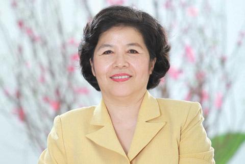 Bà Mai Kiều Liên, Chủ tịch kiêm CEO của Vinamilk. Ảnh: Forbes