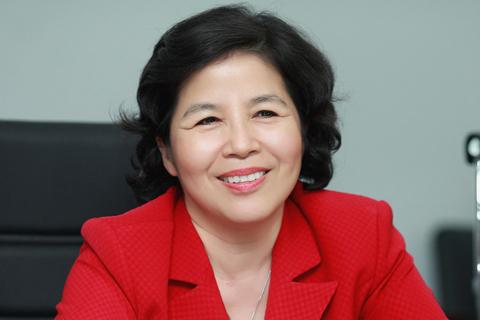 Bà Mai Kiều Liên - Chỉ tịch kiêm CEO Vinamilk