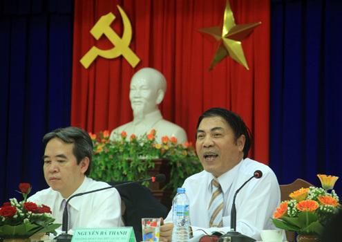 Ông Nguyễn Bá Thanh: