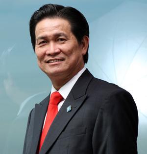 Ông Đặng Văn Thành cho biết đã chủ động giao lại số cổ phiếu để cấn trừ vào nợ. Ảnh: STB