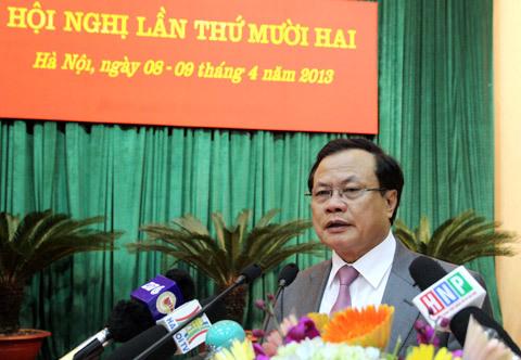 Trước vị trí xếp hạng cạnh tranh tụt sâu của Hà Nội, lãnh đạo Hà Nội sẽ phải có đánh giá đầy đủ để cải thiện hình ảnh vào năm tới. Ảnh: Nguyễn Hưng.