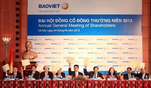 Hội đồng quản trị Bảo Việt sẽ tiếp tục có 2 thành viên người nước ngoài. Ảnh: BVH