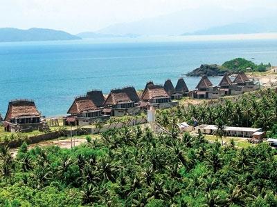 Hầu hết các dự án trong lĩnh vực du lịch, nghỉ dưỡng đang rất trì trệ. Ảnh: ĐT