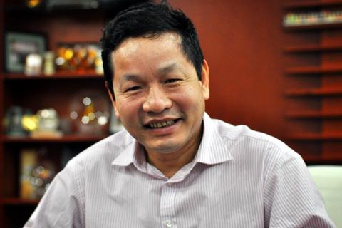 Ông Trương Gia Bình là doanh nhân Việt đầu tiên nhận giải Nikkei. Ảnh: Nhật Minh