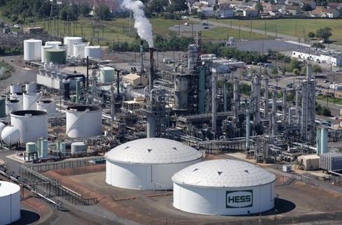 """Chính phủ cho phép triển khai """"siêu"""" dự án lọc hóa dầu tại Bình Định. Ảnh: Bloomberg"""