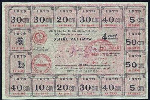 Tem phiếu - loại tiền kỳ lạ bậc nhất thế giới