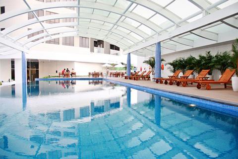 Các tiện ích bể bơi, CLB cộng đồng tiêu chuẩn 5 sao đều dành riêng cho cư dân và miễn phí 100%