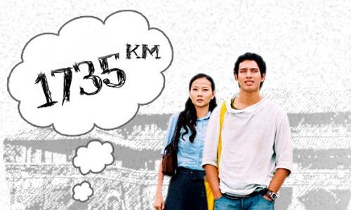 """Trong tuần đầu chiếu rạp, """"1735km"""" của hãng phim Kỳ Đồng có doanh thu chưa tới 1 triệu đồng tại Trung tâm Chiếu phim Quốc gia (Hà Nội)."""