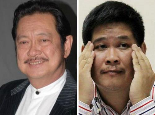 Chánh Tính (trái) và Phước Sang là hai trong số các nhà làm phim tư nhân lao đao vì nợ nần sau khi làm phim.