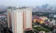 Phí chung cư thu theo diện tích thông thủy
