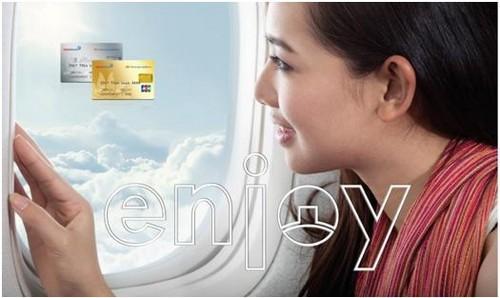 Đây là chương trình khuyến mại mới, dành riêng cho các khách hàng đăng ký phát hành và chi tiêu bằng thẻ đồng thương hiệu Vietinbank - Vietnam Airlines - JCB.