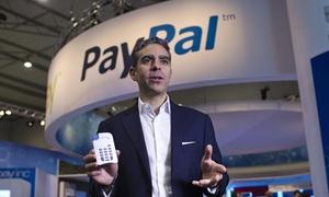 eBay cân nhắc tách PayPal