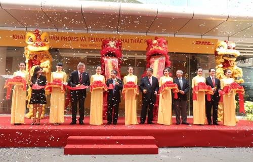 DHL khẳng định cam kết lâu dài của công ty trên thị trường Việt Nam.