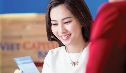 'Gửi tiền trúng kim cương' cùng ngân hàng Bản Việt