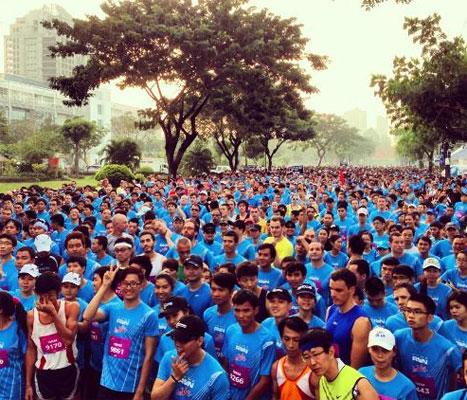 HCMC Run là giải chạy dành cho tất cả mọi người, những ai yêu thích thể thao, chạy bộ, bất kỳ độ tuổi nào đều có thể tham gia.