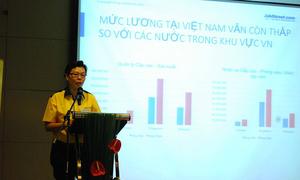 Minh bạch hơn về lương trong tuyển dụng tại Việt Nam
