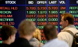 Thị trường tài chính toàn cầu hỗn độn vì Hy Lạp