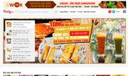Foody nhận đầu tư từ doanh nghiệp Singapore