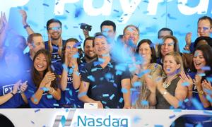Cổ phiếu PayPal tăng mạnh trong ngày trở lại sàn chứng khoán