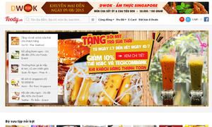 Foody mở rộng hoạt động sang Indonesia