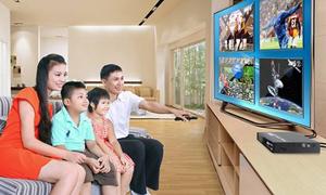Du lịch Singapore, Thái Lan cùng truyền hình VTC