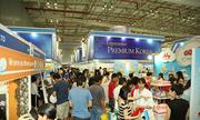 Gần 300 doanh nghiệp dự triển lãm nhượng quyền thương hiệu