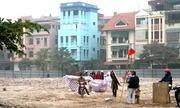 Dự án đắp chiếu 20 năm tại Hà Nội đổi chủ