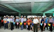 Cư dân Tràng An Complex tham quan công trình dự án