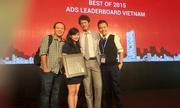 Quảng cáo Neptune vào top Youtube Ads Leaderboard Vietnam