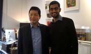 CEO Google tò mò về cách nông dân Việt Nam dùng Internet