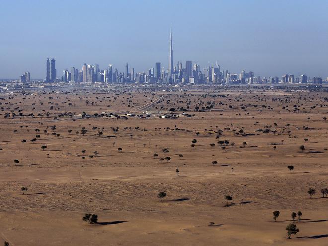 Dubai - từ sa mạc thành Manhattan Trung Đông