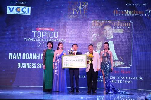 vinh-danh-top-100-phong-cach-doanh-nhan-2015