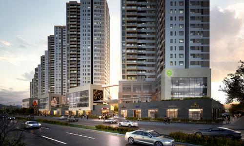 Công bố tháp trung tâm 4 dự án The Sun Avenue Thủ Thiêm