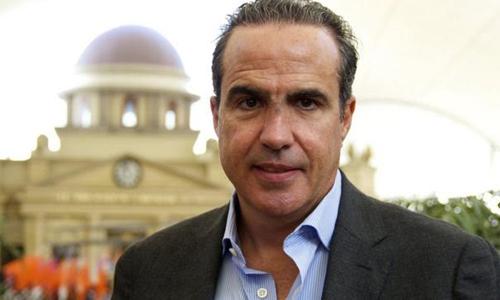 Ông Xavier Lopez Ancona - người sở hữu chuỗi công viên giải trí