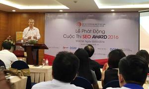 Phát động cuộc thi SEO Award 2016