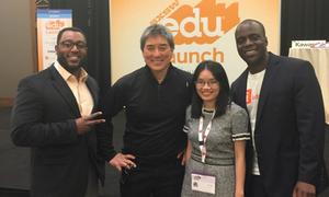 Phần mềm của 2 cô gái Việt đạt giải nhất cuộc thi start-up Mỹ