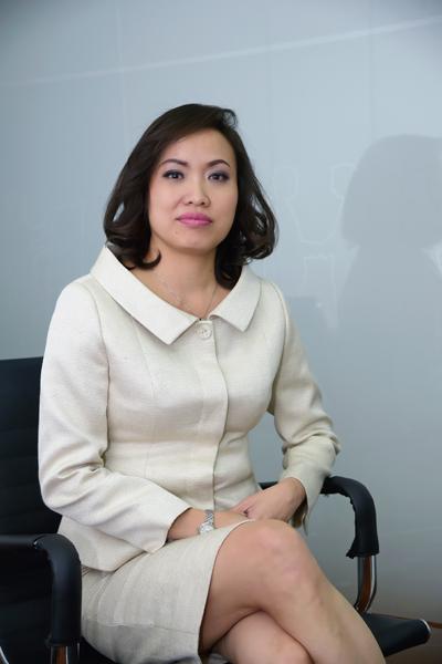 Bà Tiêu Yến Trinh - Tổng giám đốc Công ty Talentnet.