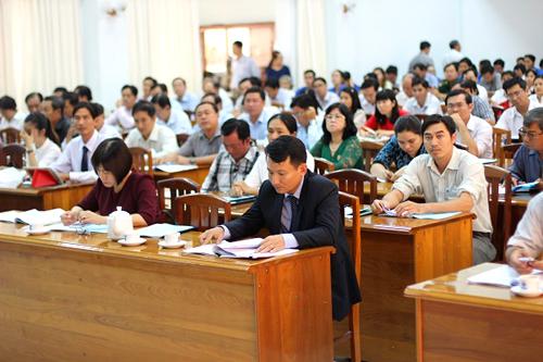 Toàn cảnh Hội thảo tại An Giang