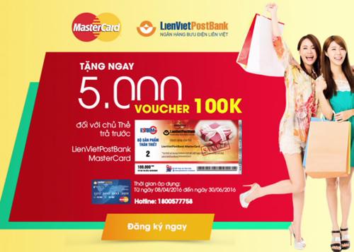 Để biết thêm thông tin chi tiết, vui lòng liên hệ:  ·     Tổng đài CSKH (Miễn phí): 1800 57 77 58.  ·     Chi nhánh, Phòng Giao dịch LienVietPostBank gần nhất trên toàn quốc.  ·     Website: www.lienvietpostbank.com.vn  ·     Email: dichvukhachhang@lienvietpostbank.com.vn  Đăng ký mở Thẻ trả trước quốc tế LienVietPostBank MasterCard tại: http://thetratruoc.lienvietpostbank.com.vn/